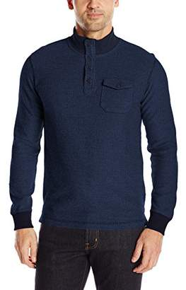 Lucky Brand Men's Resort Mock Neck Top