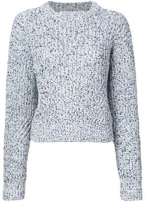 Veronica Beard Ryce speckled sweater