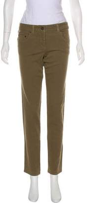 Alexander McQueen Mid-Rise Straight-Leg Jeans w/ Tags