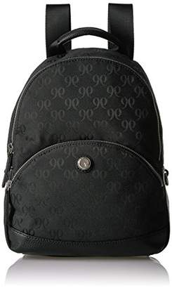 Nine West Taren Medium Backpack Bow 9s Jacquard