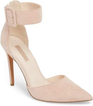 Topshop Grace Ankle Strap Pump