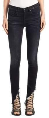 R 13 Kate Dark Skinny Jeans