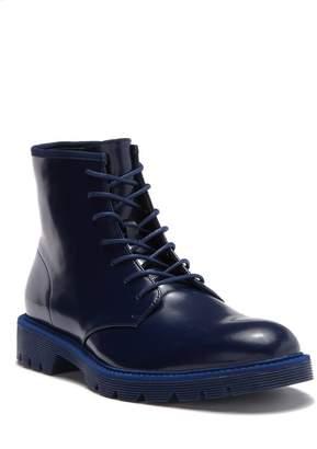 Calvin Klein Fenton Box Leather Boot