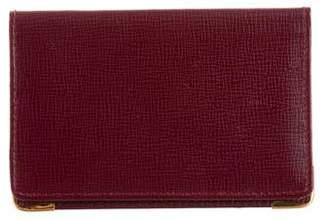 Cartier Leather Bifold Wallet