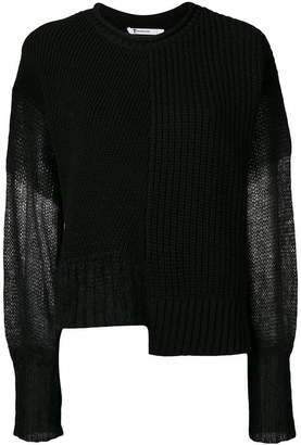 Alexander Wang loose fit jumper