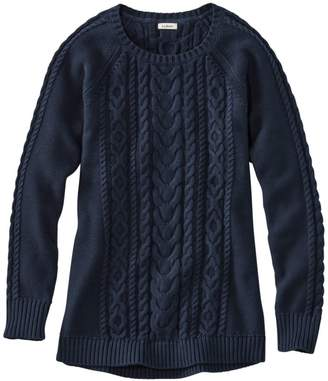 L.L. Bean L.L.Bean Women's Double L Sweater Boatneck Pullover