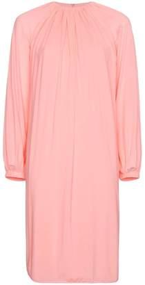 Calvin Klein blouson sleeve dress