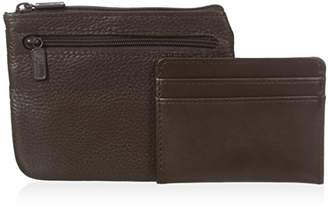Buxton Large ID Coin/Card Case Wallet