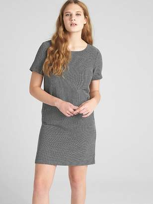 Gap Tweed Shift Dress