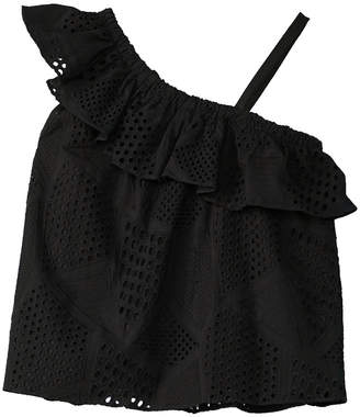 Milly Minis Ruffle Top