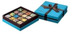 MarieBelle 16-Piece Ganache Blue Box Set