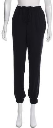 Diane von Furstenberg High-Rise Skinny Pants