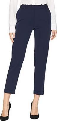 Tahari by Arthur S. Levine Women's Twill Ankle Length Pant