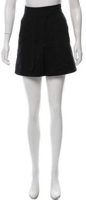 Isabel Marant High-Rise Mini Shorts w/ Tags