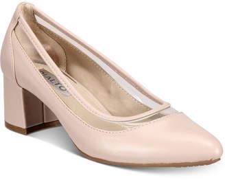 Rialto Madeline Block-Heel Pumps Women Shoes