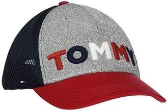 Tommy Hilfiger Boy's Tommy Glitter CapX-Large