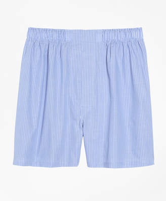 Brooks Brothers Slim Fit Pencil Stripe Boxers
