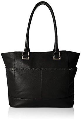 Tignanello Overtime Pebble Leather Large Tote Bag $91.51 thestylecure.com
