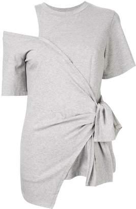 GOEN.J body wrap T-shirt