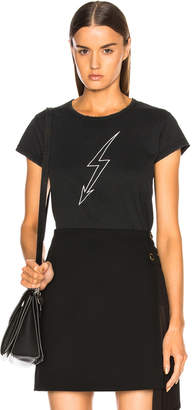 Givenchy Lightning Bolt Tee