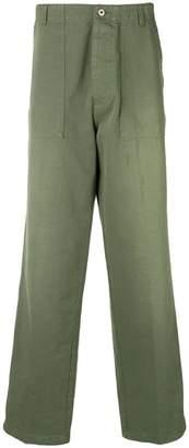 Loewe straight-leg chinos