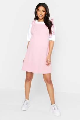8cb4c7e2250a2 boohoo Pink Maternity Clothing - ShopStyle Canada