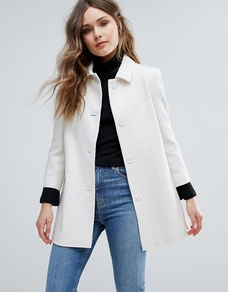 Helene Berman Topper Coat $158 thestylecure.com