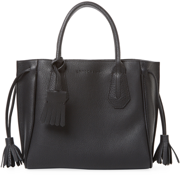 Longchamp Women's Pnlope Small Leather Tote