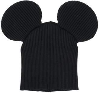 Comme des Garcons Boys mouse ears beanie