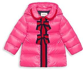 b3e2b9cf88338 Gucci Pink Girls  Outerwear - ShopStyle