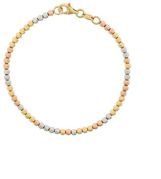 Carolina Bucci 18kt white, yellow and rose gold Disco Ball bracelet