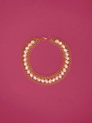 Diane von Furstenberg Bangle Choker