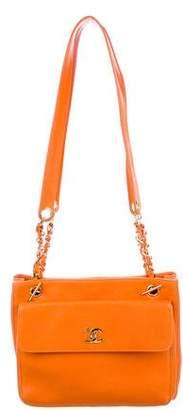 Chanel Caviar Shoulder Bag
