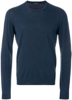 Zanone long sleeved sweatshirt