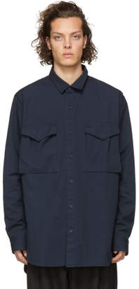 Nonnative Navy Hunter Shirt