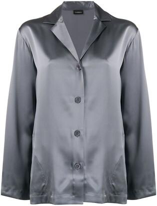 La Perla two-piece silk pajama