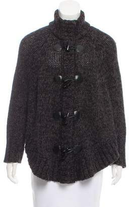 MICHAEL Michael Kors Knit Zip Up Cape