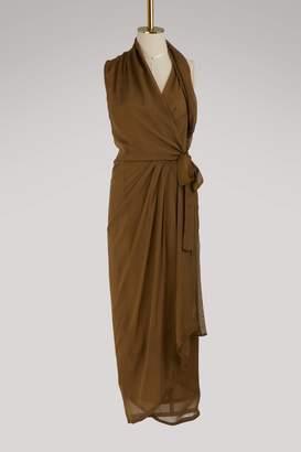 Rick Owens Limo silk dress
