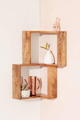 Maggie Corner Wall Shelf