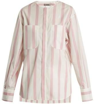 Sportmax Tequila Shirt - Womens - Pink Stripe