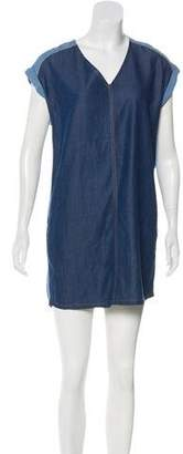 AllSaints Mini Shift Dress
