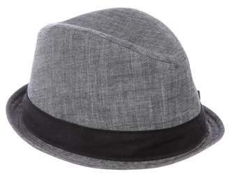 Rag & Bone Woven Fedora Hat