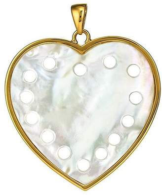 MOP Asha By Ashley Mccormick Heart Pendant