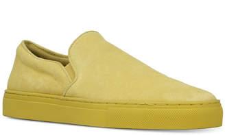 Donald J Pliner Men's Arbor Slip-On Suede Sneakers