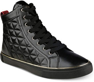 GUESS Men Melo Hi Top Sneaker Men Shoes