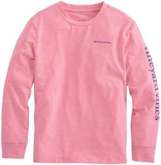 Vineyard Vines Boys Long-Sleeve Edgartown T-Shirt