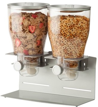 Zevro by Honey Can Do Professional Series Double Canister Dispenser