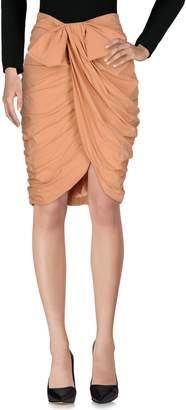 Elisabetta Franchi Knee length skirts - Item 35341350HH