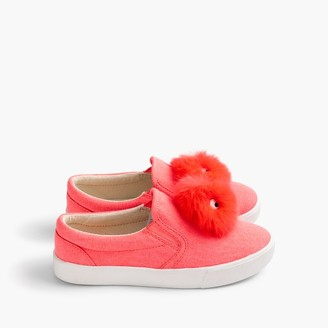 Girls' Max the Monster slide sneakers $69.50 thestylecure.com