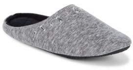 Isotoner Backless Sweatshirt Zadie Slippers